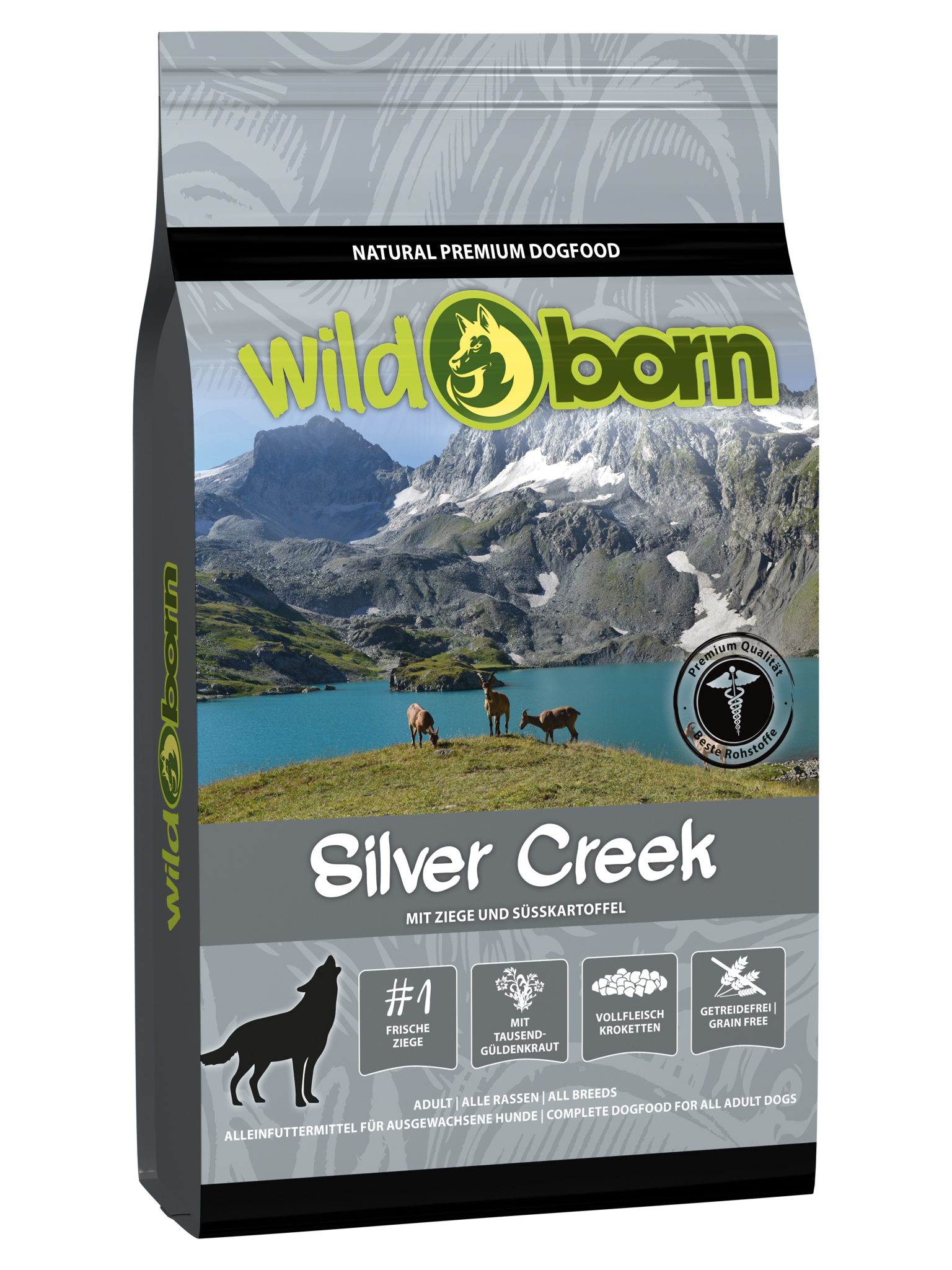 Wildborn Silver Creek