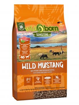 WILDBORN Wild Mustang - mit frischem Pferdefleisch