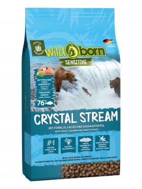 WILDBORN Crystal Stream - mit Forelle & Lachs