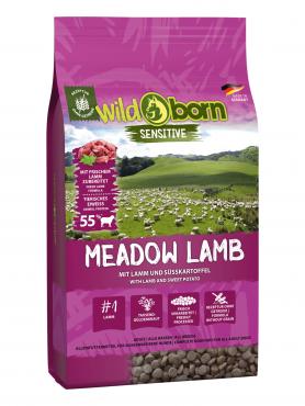 WILDBORN Meadow Lamb - mit frischem Lammfleisch