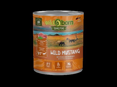 WILDBORN Wild Mustang - Pferdefleisch