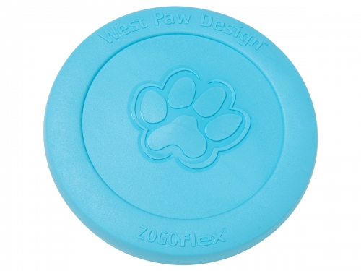 West Paw Mini Zisc Hundefrisbee 16 cm Aqua