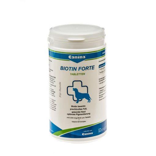 Canina Pharma Biotin Forte Tabletten 700g