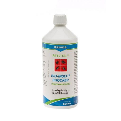 Canina Pharma PETVITAL Bio-Insect-Shocker (Nachfüllflasche) 1000 ml