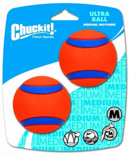 Chuckit ULTRA BALL 2-PK Größe M