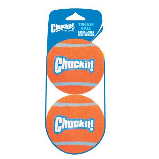 Chuckit TENNIS BALL 2-PK Größe XL