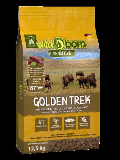 Wildborn Golden Trek 12,5kg mit Wasserbüffel