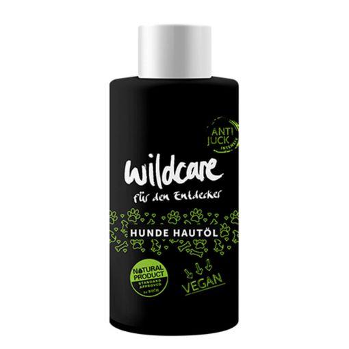Wildcare Hautöl für Hunde ANTI JUCK intensiv 75 ml