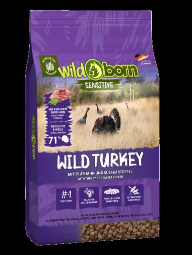Wildborn Wild Turkey mit Truthahn 8kg