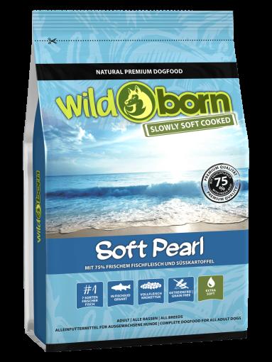 Wildborn SOFT PEARL mit 7 Sorten Fisch 1,5kg