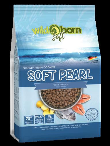 Wildborn SOFT PEARL mit 7 Sorten Fisch 50g