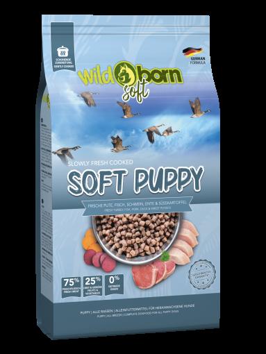 Wildborn SOFT PUPPY für Welpen 12 kg