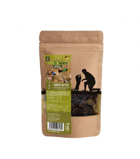 Wildborn Natural Super Bites Hundesnack 200g