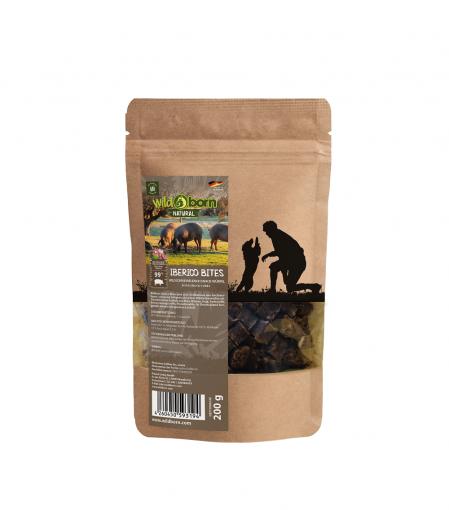 Wildborn Natural Iberico Bites Hundesnack 200g