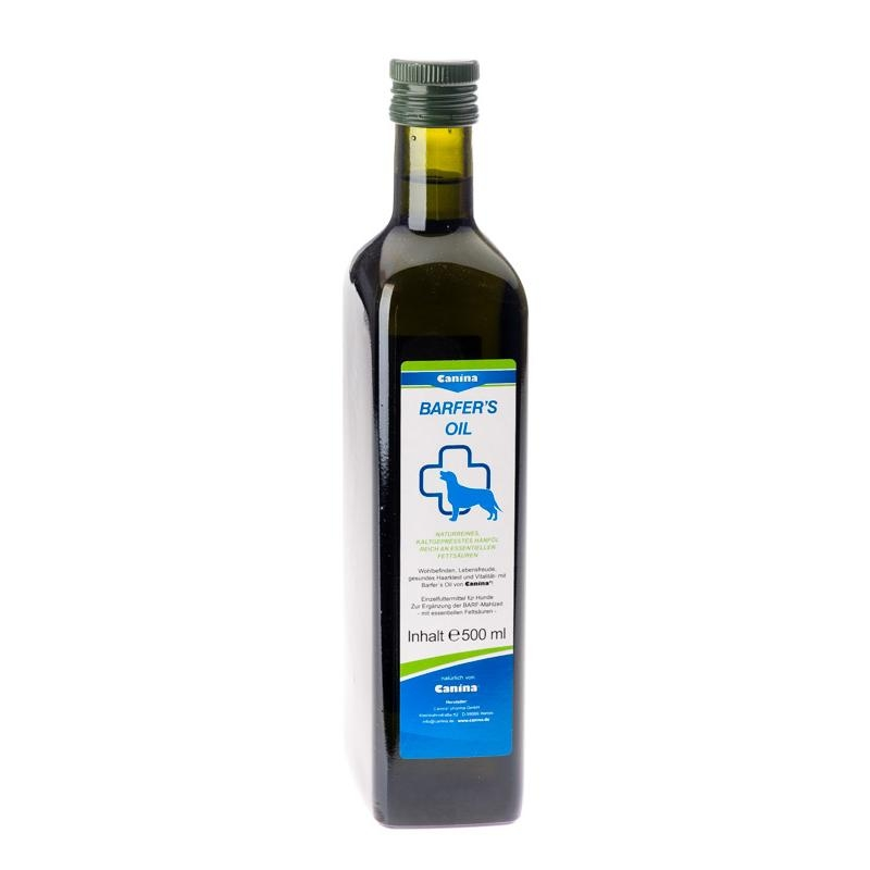 Canina Pharma Barfers Oil 500 ml