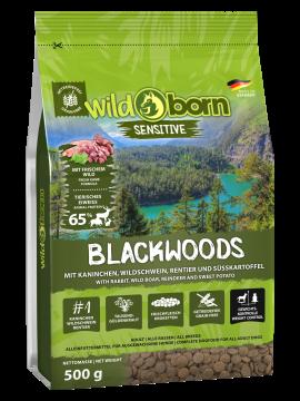 Wildborn Blackwoods 500g mit Wildschwein