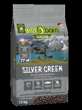 Wildborn Silver Creek 15kg mit Ziege
