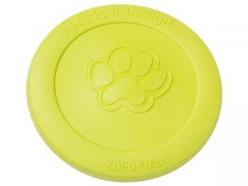 West Paw Large Zisc Hundefrisbee 22 cm Lime