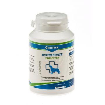 Canina Biotin Forte Tabletten 100g