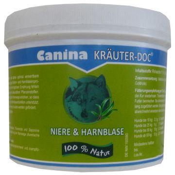Canina Pharma KRÄUTER-DOC Niere & Harnblase 150g