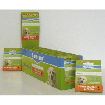 Canina Pharma PETVITAL Novermin fürgroße Hunde 4ml