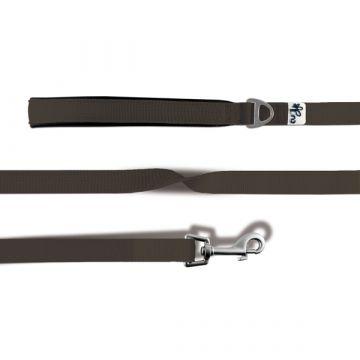Curli Basic Leine Cord 140x2cm Braun