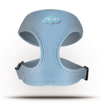 Curli Basic Geschirr Air-Mesh Skyblue S