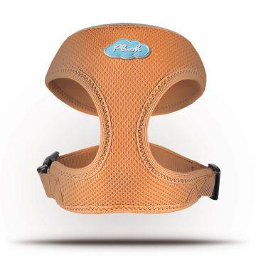 Curli Basic Geschirr Air-Mesh Orange M