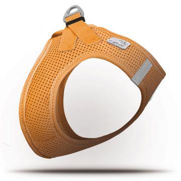 Curli Vest Geschirr Air-Mesh Orange S