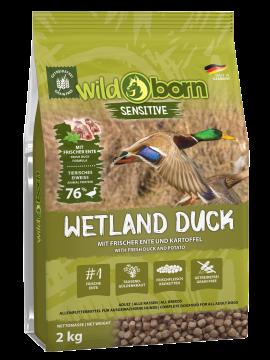 Wildborn Wetland Duck mit Ente 2kg