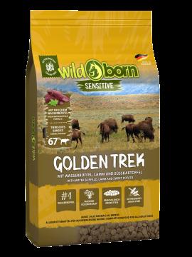Wildborn Golden Trek 8kg mit Wasserbüffel