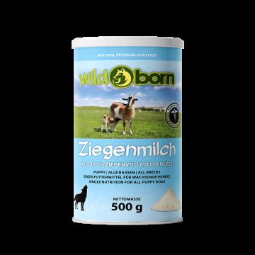 Wildborn Ziegenmilch 500g