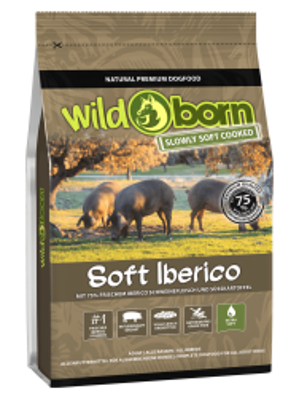 Wildborn SOFT IBERICO mit frischem Iberico Schwein 1,5kg