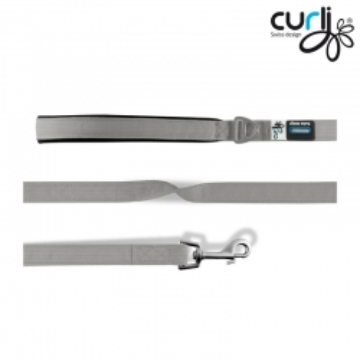Curli Basic Leine Nylon 140x2.0cm Farbe: Pale